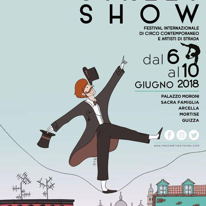 FESTIVAL INTERNAZIONALE DI CIRCO CONTEMPORANEO E ARTISTI DI STRADA | 4° EDIZIONE